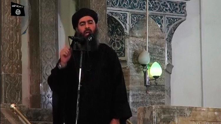"""""""El líder del Estado Islámico Abu Bakr al Baghdadi está herido y podría ser eliminado pronto"""""""
