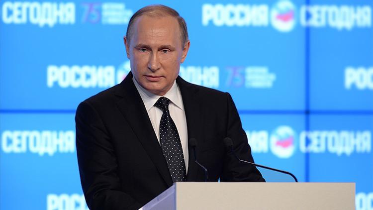 La economía mundial bajo la lupa de Vladímir Putin (DISCURSO COMPLETO)