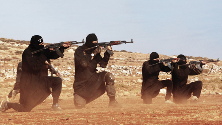 El Estado Islámico crucifica a tres personas por no cumplir con el ayuno en Ramadán