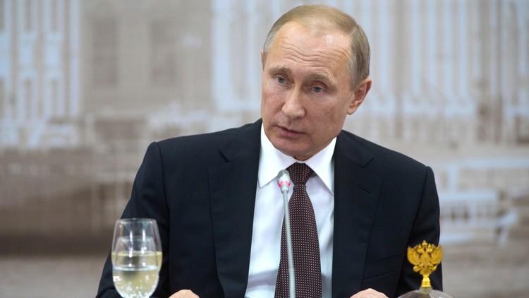 """Putin considera """"injusto"""" el veto a los atletas rusos en los Juegos Olímpicos"""