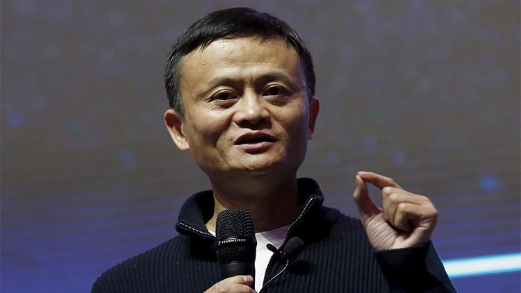"""Jack Ma propone a Vladímir Putin crear una """"ruta electrónica"""""""