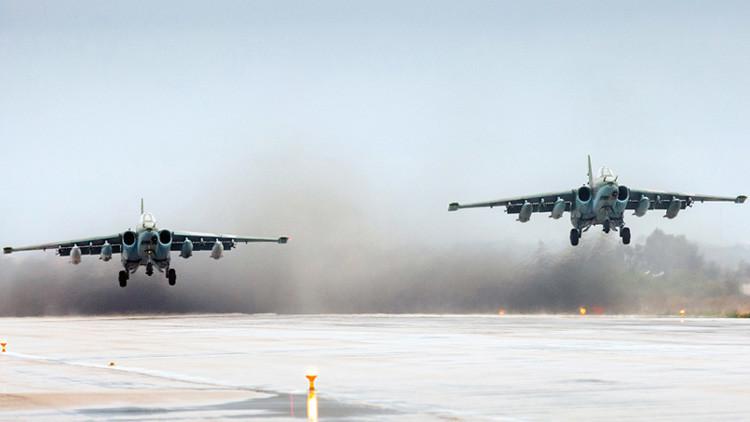 Rusia y EE.UU. realizan una videoconferencia sobre el espacio aéreo sirio