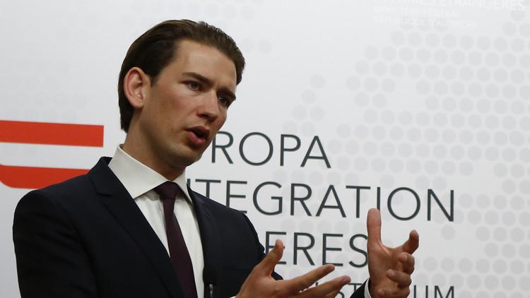 Austria presenta una propuesta para levantar las sanciones contra Rusia