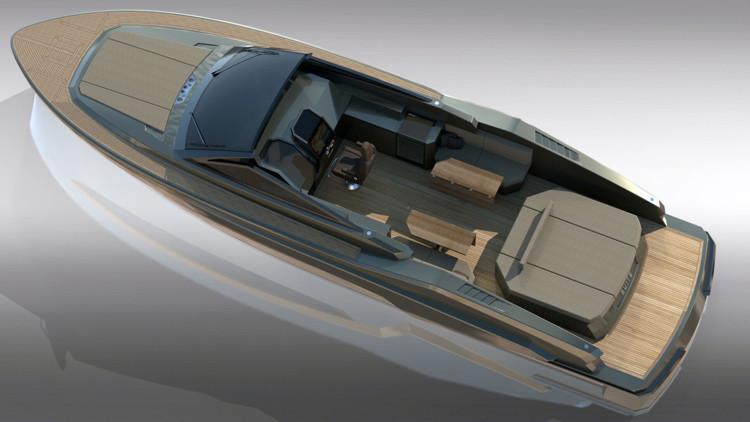 Un astillero italiano empieza la producción de los 'Bentley GT' marítimos (fotos)