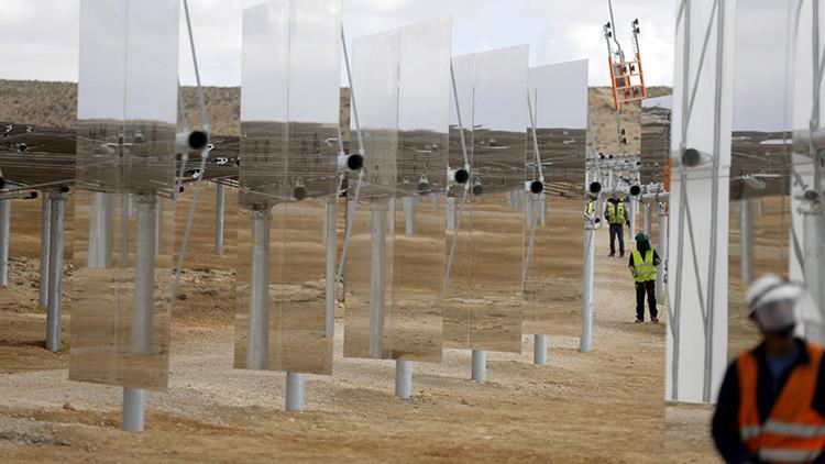 Comienza la construcción de la torre solar más alta del mundo