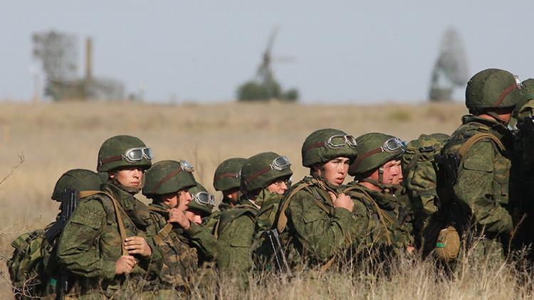 Arde un cohete en un almacén militar en el suroeste de Rusia