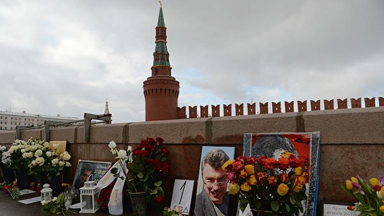 Concluye la investigación del asesinato del político ruso Borís Nemtsov