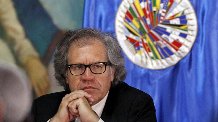 Venezuela exige renuncia de Almagro como secretario general de la OEA