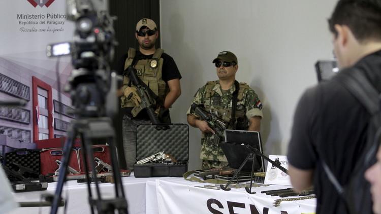 Secretaría Nacional Antidrogas de Paraguay (SENAD)/ Foto Ilustrativa