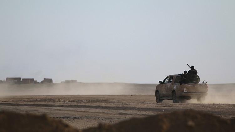Hora del volver al desierto: el Estado Islámico pierde terreno