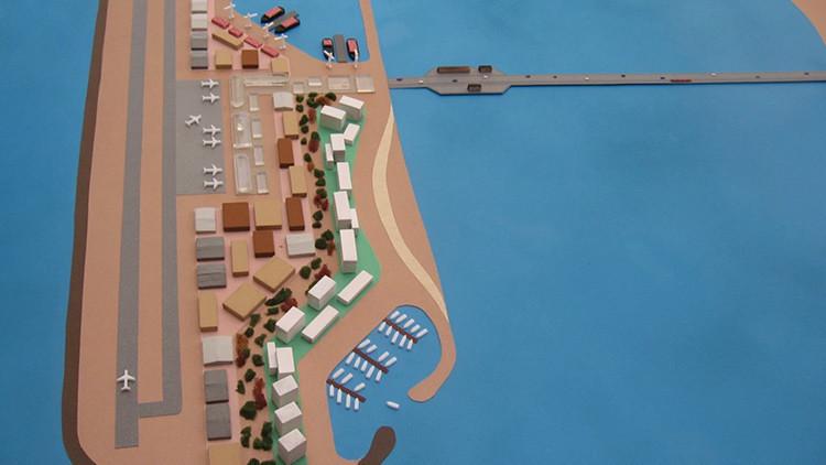 Israel proyecta construir una isla artificial para conectar a los palestinos con el mundo
