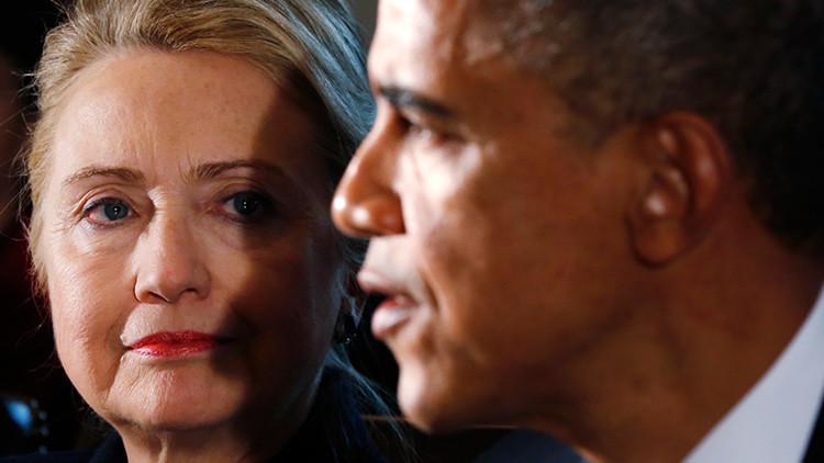 """""""Todos deben saber que Obama y Hillary Clinton causaron el surgimiento del Estado Islámico"""""""
