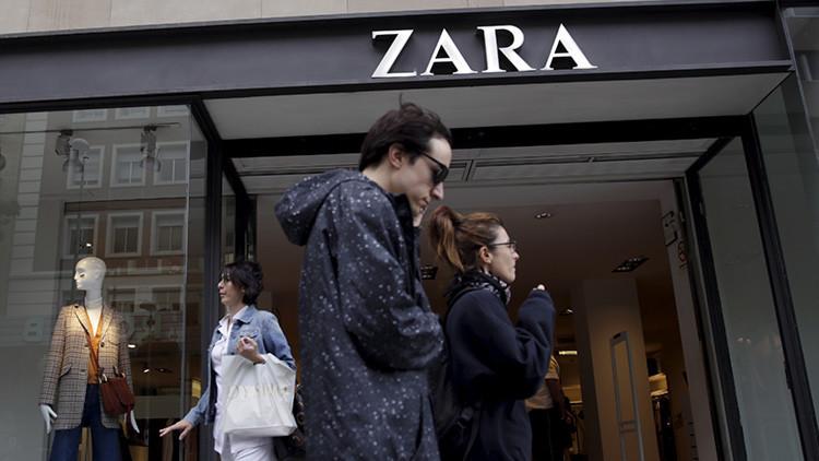 Las camisas de hombre que Zara y Mango venden en Rusia no son seguras para la salud