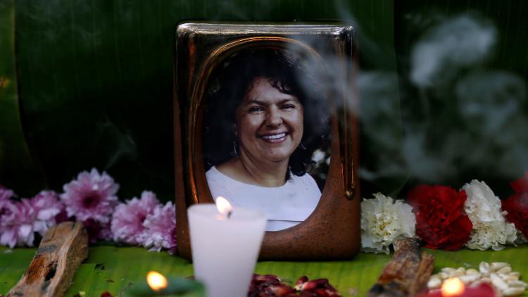 Un exsoldado hondureño opina que a Berta Cáceres la asesinaron 'escuadrones de la muerte'