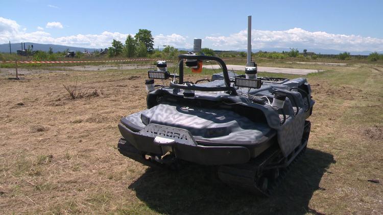 VIDEO: Así es el vehículo militar ruso multipropósito que cambiará la vida de los soldados