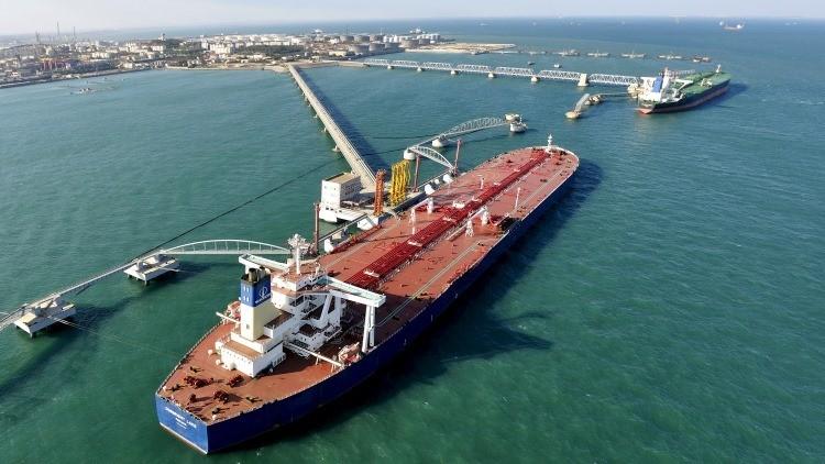 China incrementa hasta un índice récord las compras de petróleo a Rusia