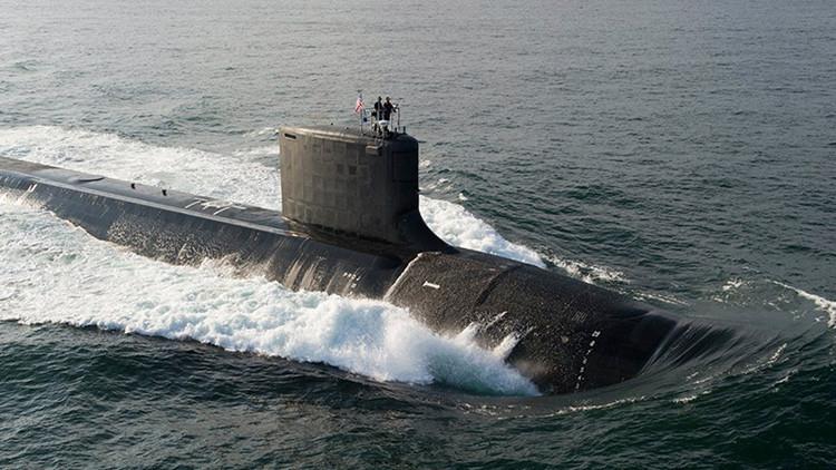 EE.UU. busca la superioridad militar con su nuevo submarino invisible