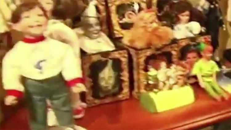 Publican un video del armario donde Michael Jackson escondía sus secretos de porno infantil