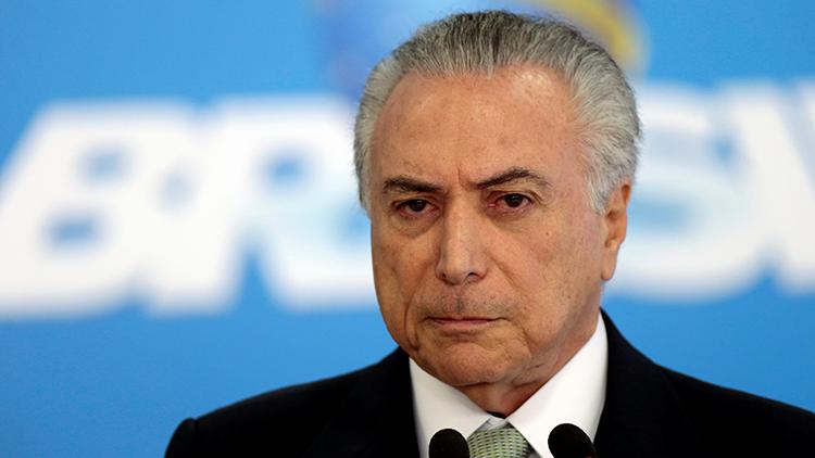 Brasil: ¿Ha admitido Temer 'sin querer' el golpe contra Dilma Rousseff?
