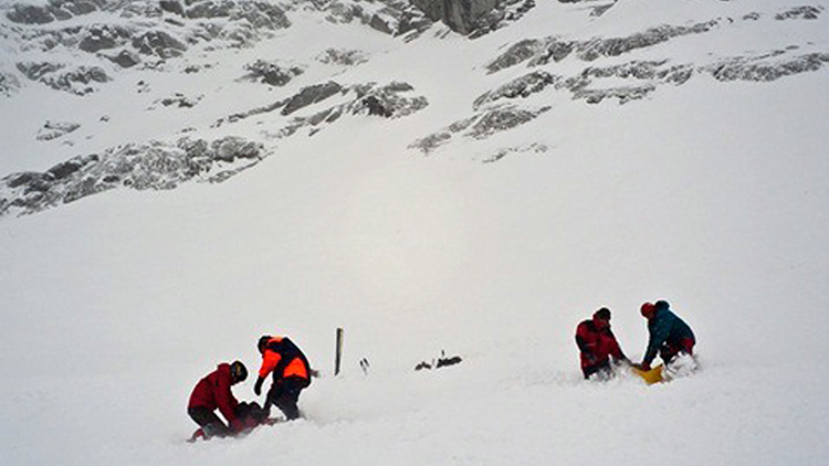 ¿Nueva víctima de la 'montaña de los muertos'? Una rusa desaparece en el trágico enclave
