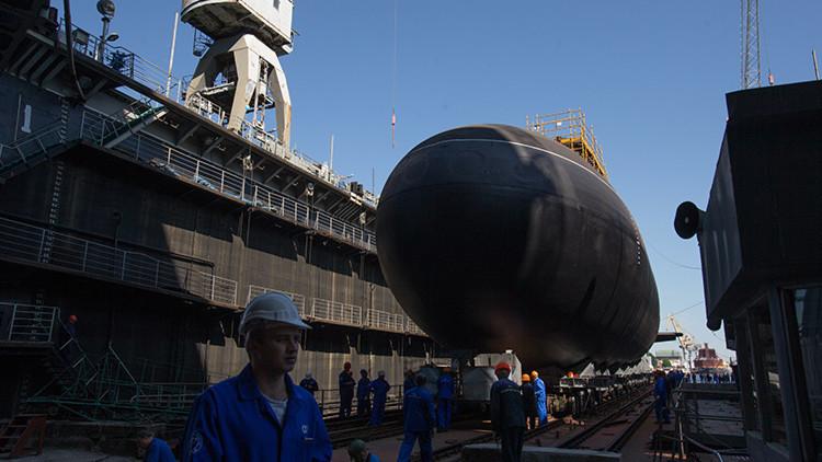 Rusia armará sus submarinos nucleares con torpedos de quinta generación