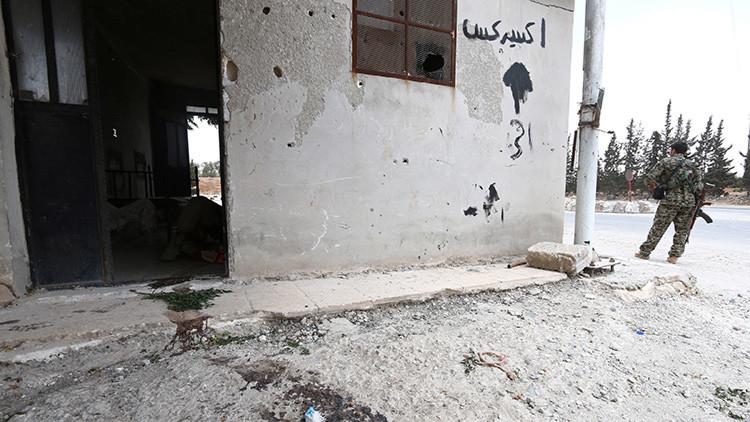 ¿Por qué el Estado Islámico decapita a sus yihadistas muertos?