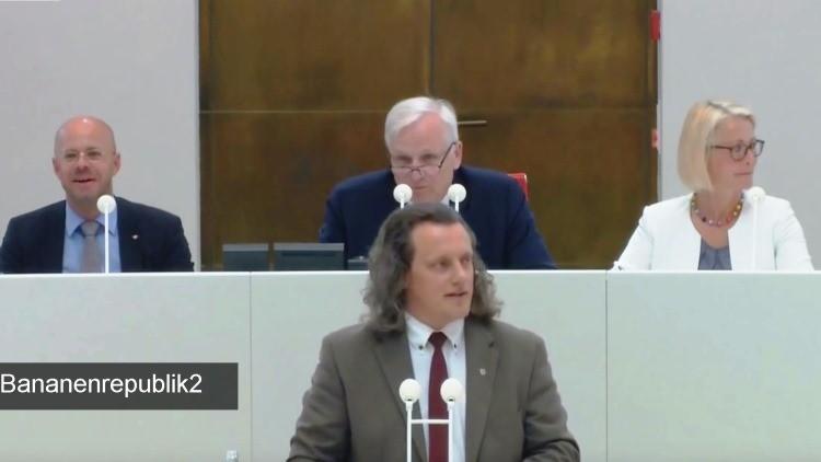 Video: Un diputado alemán se burla de un proyecto de ley sobre la diversidad de géneros