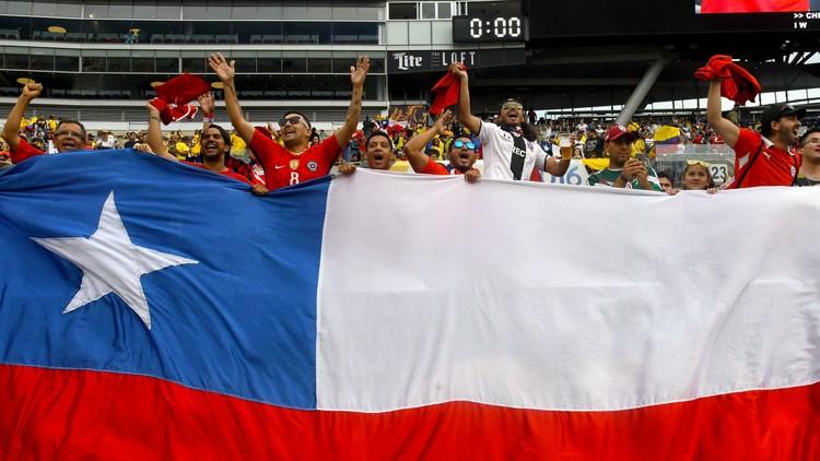 Chile derrota a Colombia 2-0 y se enfrentará a Argentina en la final de la Copa América