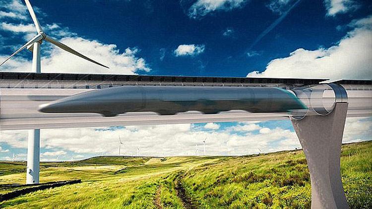 Moscú verá el nacimiento mundial de Hyperloop, las cápsulas que transportarán viajeros a 1.200 km/h