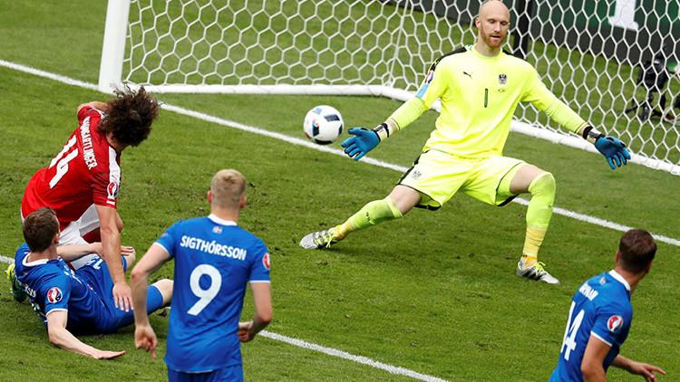 Comentarista 'revienta' la Red con histérica locución del histórico gol de Islandia en la Eurocopa