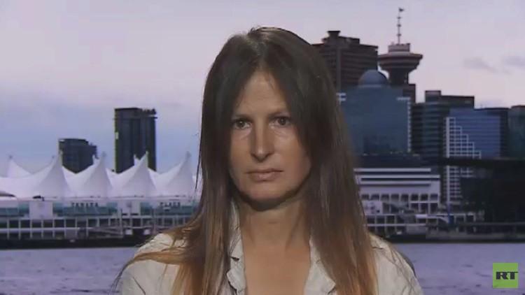 """Exmodelo canadiense que luchó con los kurdos a RT: """"Turquía apoya al EI, lo sabemos de primera mano"""""""