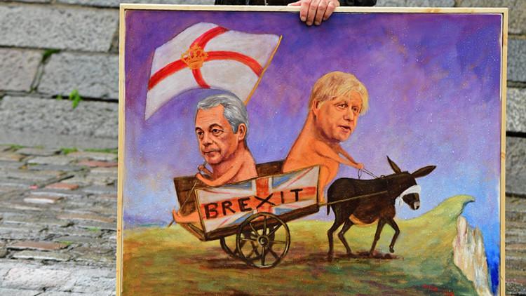 El 'Brexit' llena las redes sociales con memes a favor y en contra