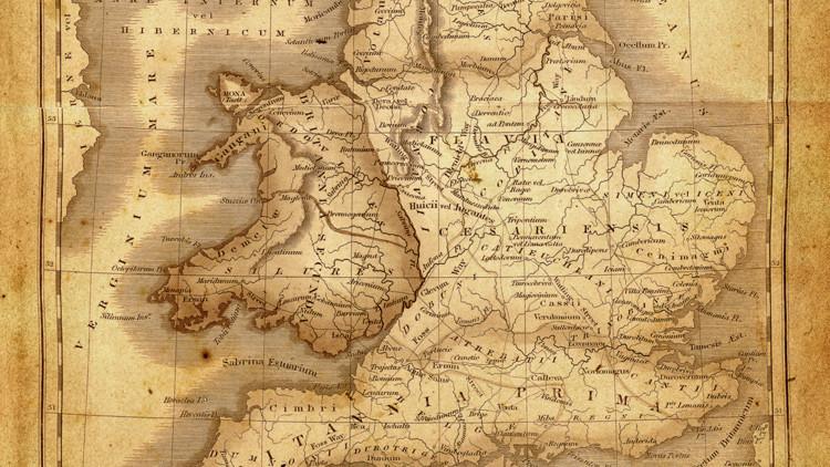 Un hallazgo hace que los historiadores se cuestionen las fronteras el Imperio romano
