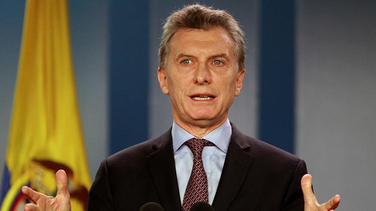 Mauricio Macri impulsa una reforma electoral en Argentina