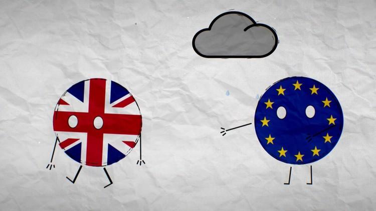 Histórico: Los británicos votan a favor del 'Brexit'