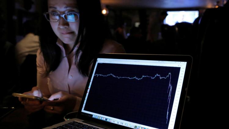Minuto a minuto: Desplome en los mercados tras la victoria del 'brexit' en el Reino Unido