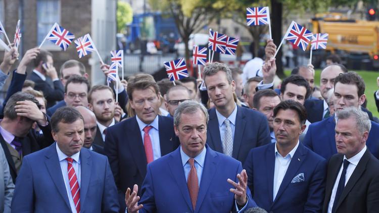 El Reino Unido opta por abandonar el barco de la Unión Europea con esta histórica votación
