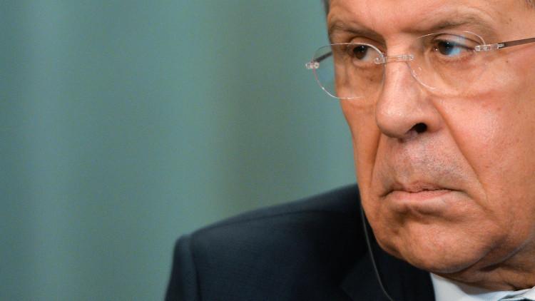"""Lavrov califica de """"casos médicos"""" a quienes dicen que Moscú se alegra del 'Brexit'"""
