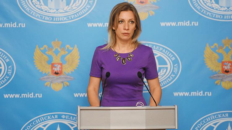 """""""Señores, no pueden tapar tan claramente con la palabra 'Rusia' sus errores"""""""
