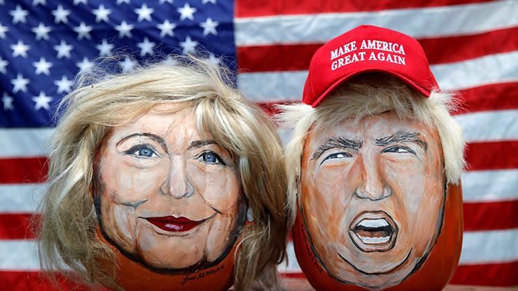 La pelea entre Clinton y Trump: ¿Quién ganó? Usted decide