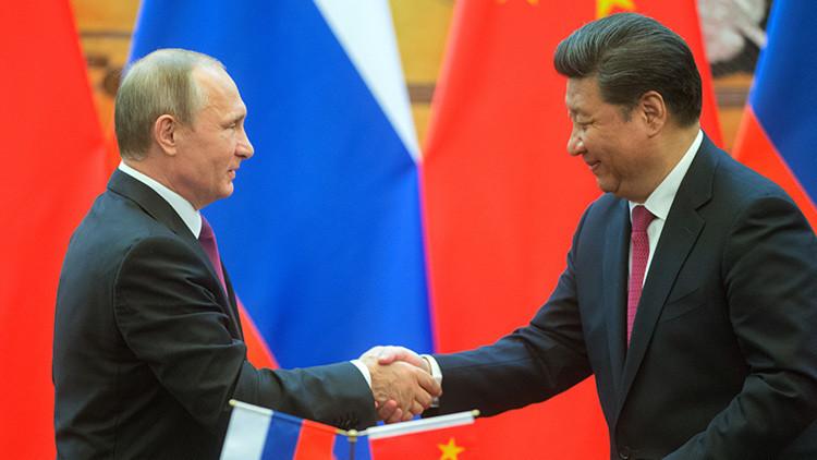 """Visita de Putin a China: """"El encuentro más importante en 20 años"""""""