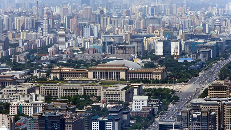 Rascacielos en peligro: Pekín se hunde cada año 11 centímetros
