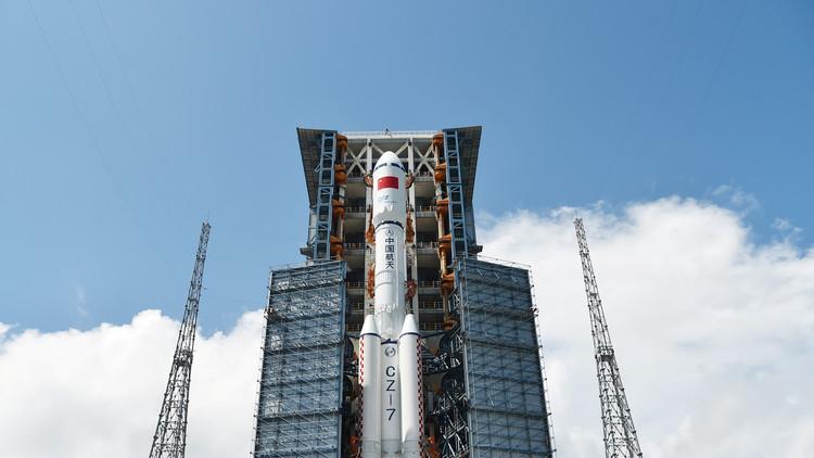 China lanza con éxito un cohete de nueva generación desde su más reciente cosmódromo (foto, video)