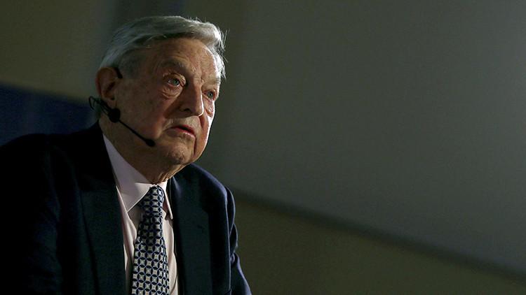 """""""Un escenario catastrófico"""": Soros vaticina la inevitable desintegración de la UE"""