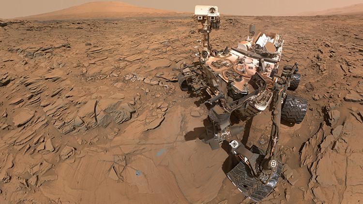 La NASA estudia cómo buscar vida y agua en Marte con el Curiosity sin dañar el planeta