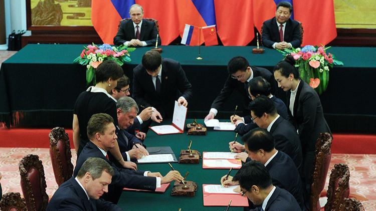 """""""Quien controla Eurasia, controla el mundo"""": Rusia y China acaban con el sueño geopolítico de EE.UU."""