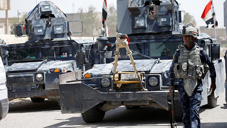 """Ejército iraquí anuncia la """"liberación completa"""" de Faluya de manos del EI"""