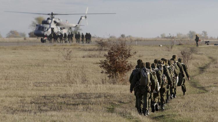 Moscú responde a la ministra alemana que quiere recibir datos sobre las tropas rusas