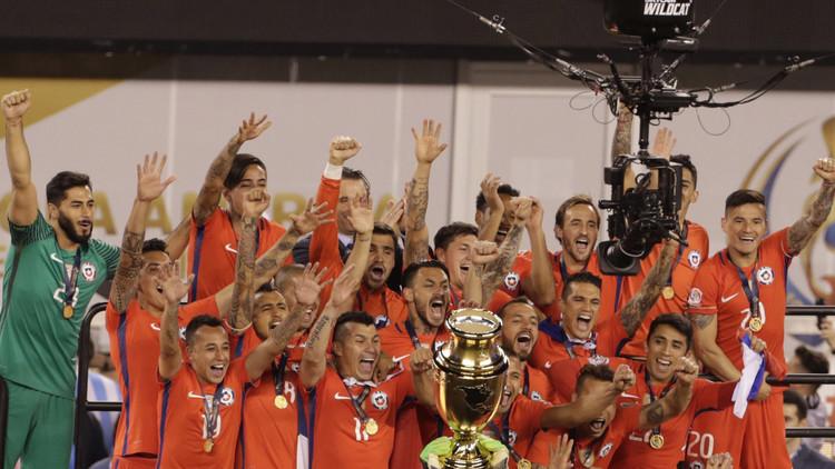 ¡Chile campeón! La Roja vence a Argentina en los penales y retiene la Copa América