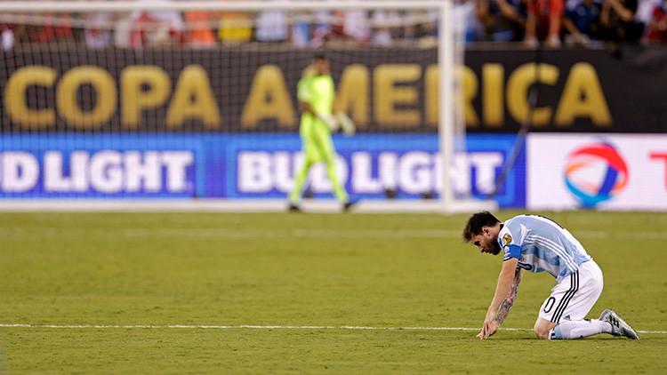 """""""Se terminó para mí la selección"""": Messi anuncia su retiro de la Albiceleste"""